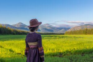 countryside, cropland, farm